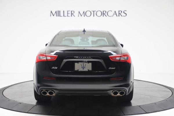 New 2020 Maserati Ghibli S Q4 for sale $87,285 at Maserati of Westport in Westport CT 06880 6