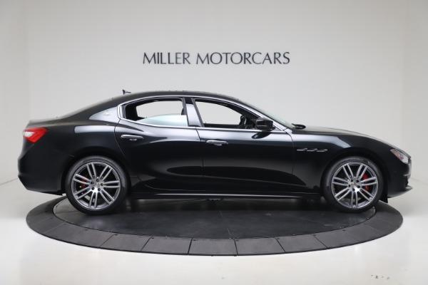 New 2020 Maserati Ghibli S Q4 for sale $87,285 at Maserati of Westport in Westport CT 06880 9