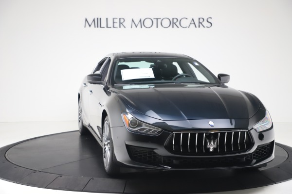 New 2020 Maserati Ghibli S Q4 for sale Sold at Maserati of Westport in Westport CT 06880 11