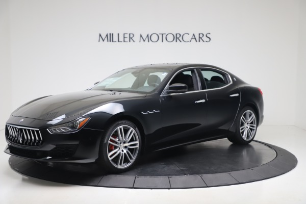 New 2020 Maserati Ghibli S Q4 for sale Sold at Maserati of Westport in Westport CT 06880 2
