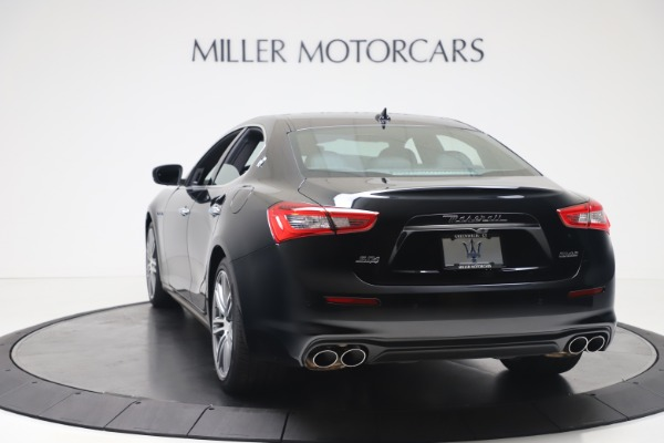 New 2020 Maserati Ghibli S Q4 for sale Sold at Maserati of Westport in Westport CT 06880 5