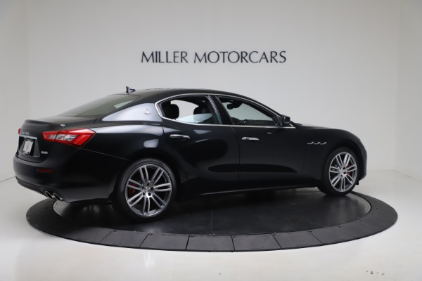 New 2020 Maserati Ghibli S Q4 for sale Sold at Maserati of Westport in Westport CT 06880 8