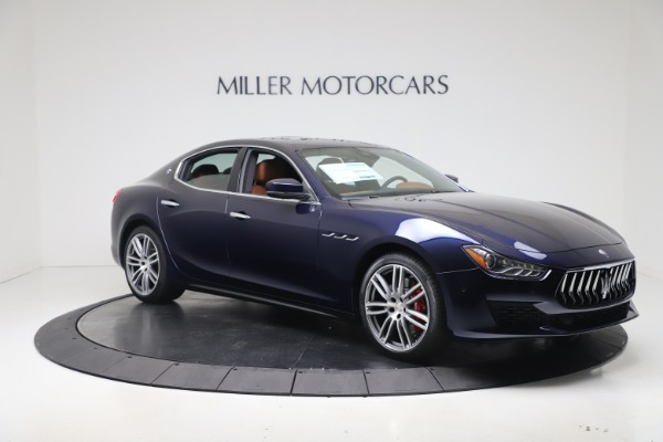 New 2020 Maserati Ghibli S Q4 for sale $87,285 at Maserati of Westport in Westport CT 06880 10