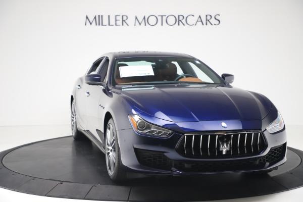 New 2020 Maserati Ghibli S Q4 for sale $87,285 at Maserati of Westport in Westport CT 06880 11
