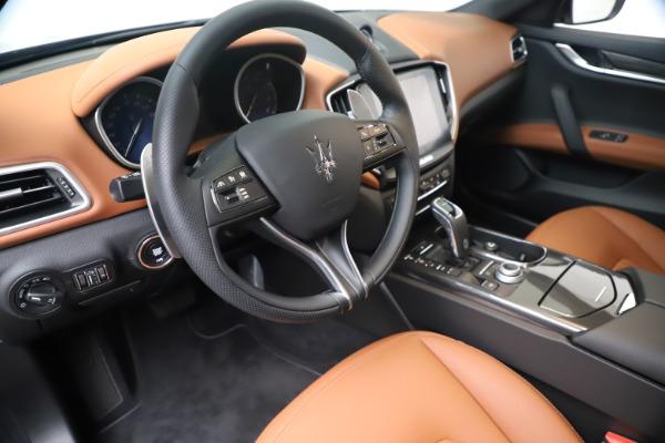 New 2020 Maserati Ghibli S Q4 for sale $87,285 at Maserati of Westport in Westport CT 06880 13