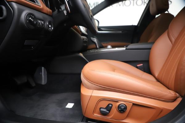 New 2020 Maserati Ghibli S Q4 for sale $87,285 at Maserati of Westport in Westport CT 06880 14