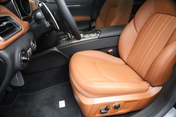 New 2020 Maserati Ghibli S Q4 for sale $87,285 at Maserati of Westport in Westport CT 06880 15
