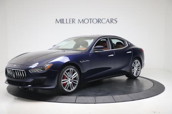 New 2020 Maserati Ghibli S Q4 for sale $87,285 at Maserati of Westport in Westport CT 06880 2
