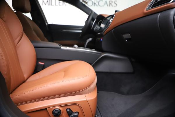 New 2020 Maserati Ghibli S Q4 for sale $87,285 at Maserati of Westport in Westport CT 06880 23