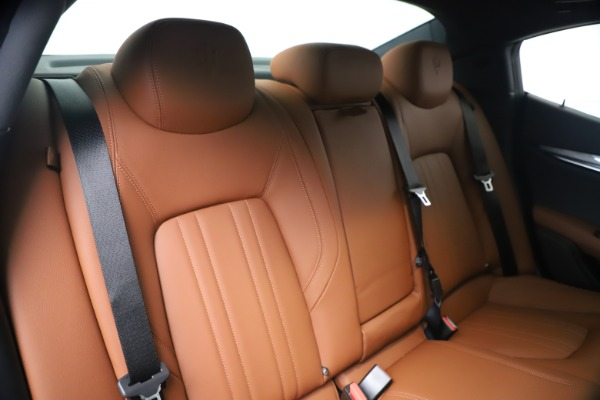New 2020 Maserati Ghibli S Q4 for sale $87,285 at Maserati of Westport in Westport CT 06880 26