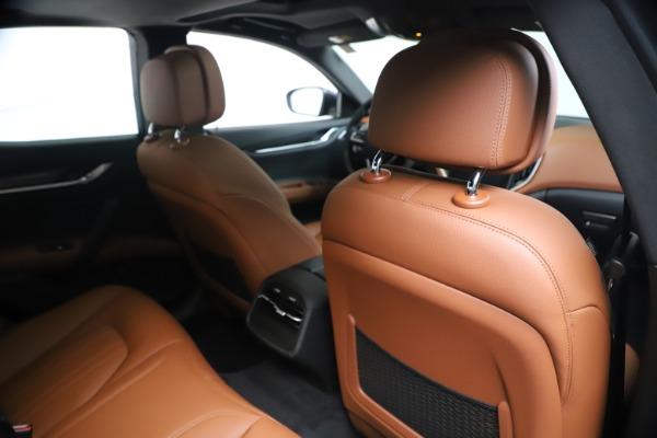 New 2020 Maserati Ghibli S Q4 for sale $87,285 at Maserati of Westport in Westport CT 06880 28