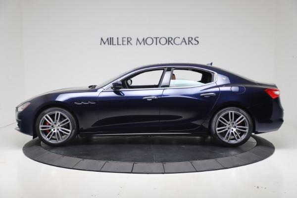 New 2020 Maserati Ghibli S Q4 for sale $87,285 at Maserati of Westport in Westport CT 06880 3