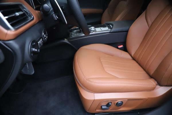 New 2020 Maserati Ghibli S Q4 for sale $84,735 at Maserati of Westport in Westport CT 06880 15