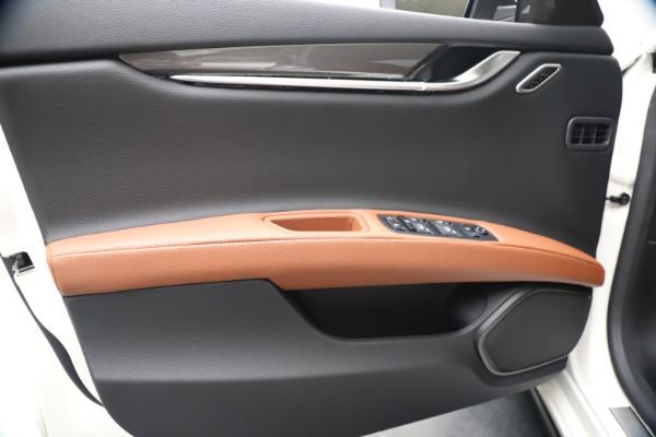 New 2020 Maserati Ghibli S Q4 for sale $84,735 at Maserati of Westport in Westport CT 06880 17