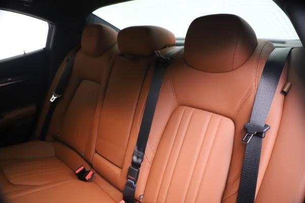 New 2020 Maserati Ghibli S Q4 for sale $84,735 at Maserati of Westport in Westport CT 06880 18