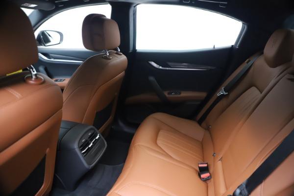 New 2020 Maserati Ghibli S Q4 for sale $84,735 at Maserati of Westport in Westport CT 06880 19