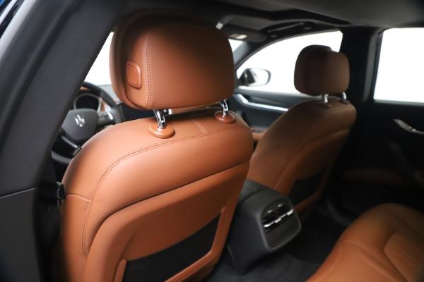 New 2020 Maserati Ghibli S Q4 for sale $84,735 at Maserati of Westport in Westport CT 06880 20