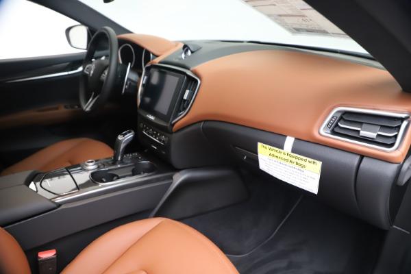 New 2020 Maserati Ghibli S Q4 for sale $84,735 at Maserati of Westport in Westport CT 06880 22