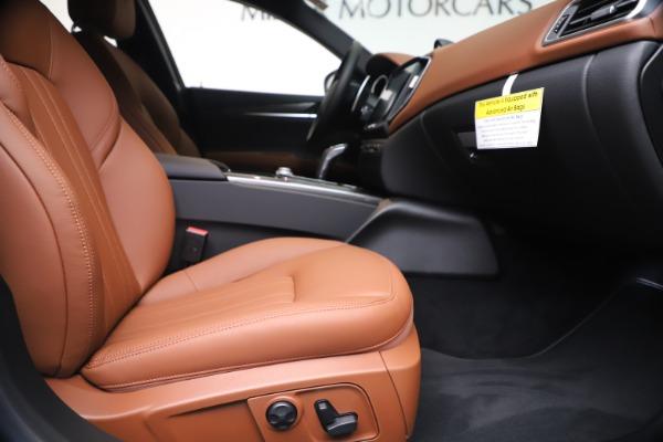 New 2020 Maserati Ghibli S Q4 for sale $84,735 at Maserati of Westport in Westport CT 06880 23