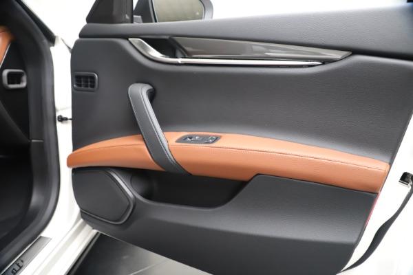 New 2020 Maserati Ghibli S Q4 for sale $84,735 at Maserati of Westport in Westport CT 06880 25