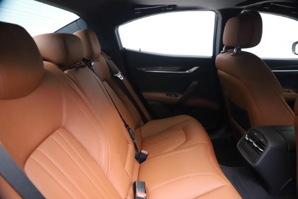 New 2020 Maserati Ghibli S Q4 for sale $84,735 at Maserati of Westport in Westport CT 06880 27