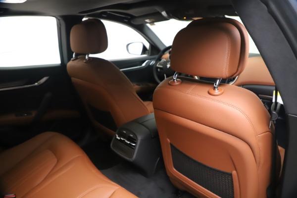 New 2020 Maserati Ghibli S Q4 for sale $84,735 at Maserati of Westport in Westport CT 06880 28
