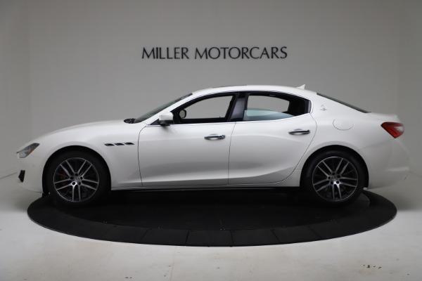 New 2020 Maserati Ghibli S Q4 for sale $84,735 at Maserati of Westport in Westport CT 06880 3