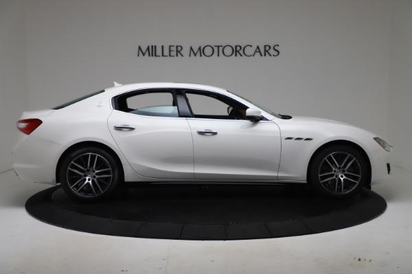 New 2020 Maserati Ghibli S Q4 for sale $84,735 at Maserati of Westport in Westport CT 06880 9