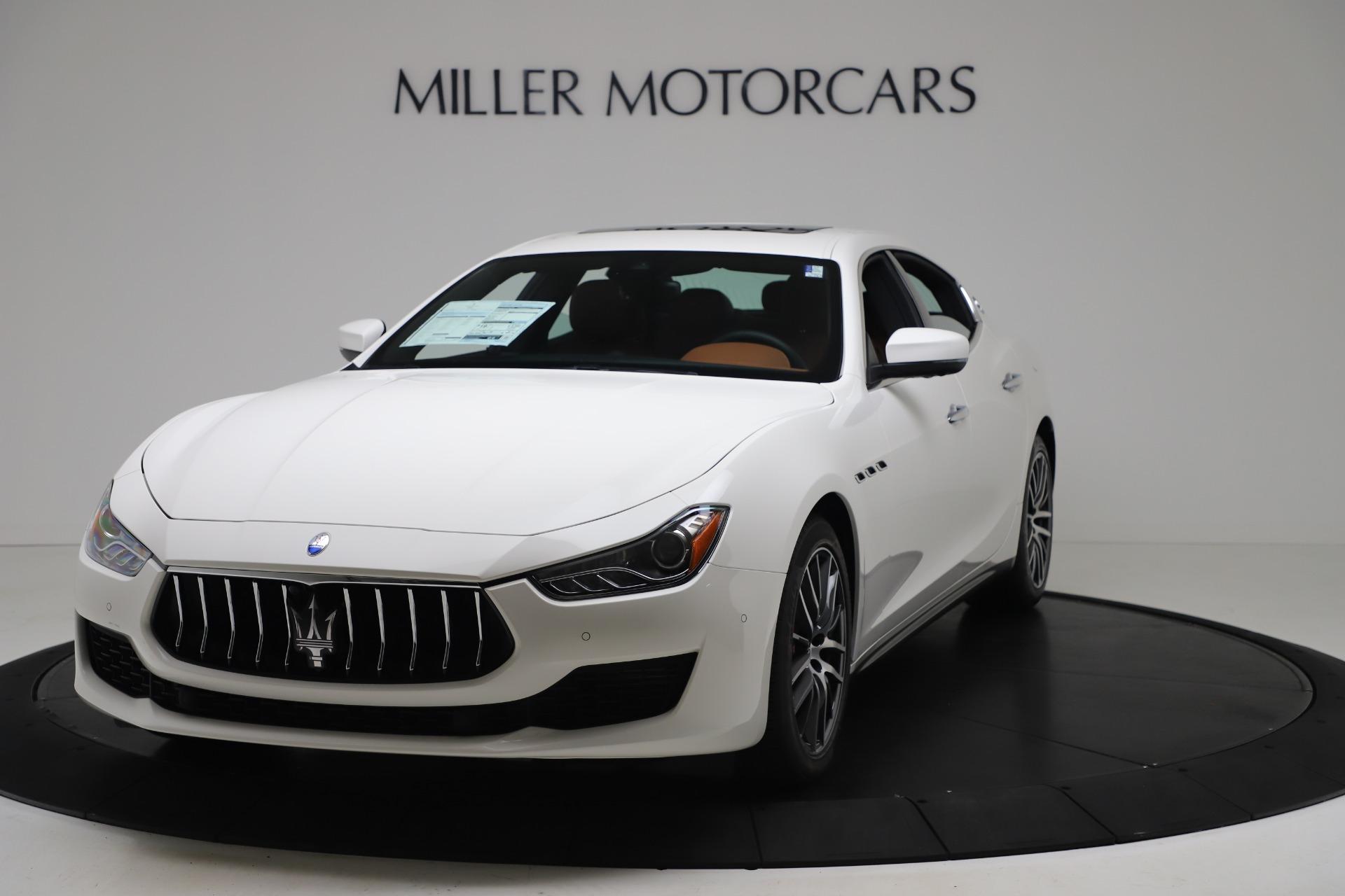 New 2020 Maserati Ghibli S Q4 for sale $84,735 at Maserati of Westport in Westport CT 06880 1