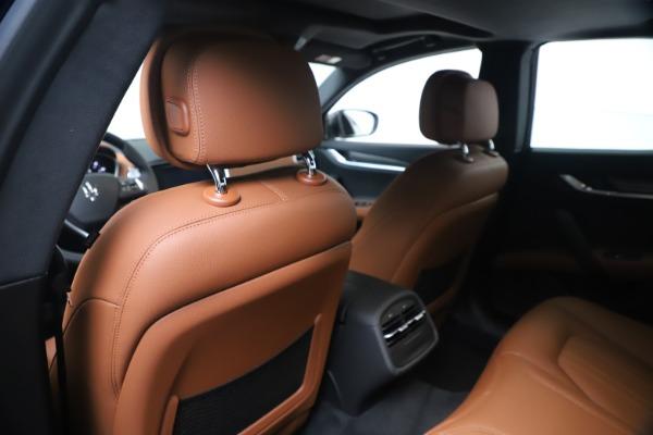 New 2020 Maserati Ghibli S Q4 for sale $87,285 at Maserati of Westport in Westport CT 06880 20