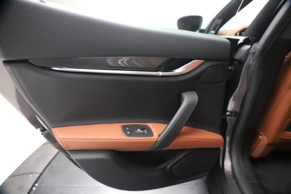 New 2020 Maserati Ghibli S Q4 for sale $87,285 at Maserati of Westport in Westport CT 06880 21