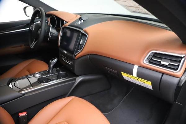 New 2020 Maserati Ghibli S Q4 for sale $87,285 at Maserati of Westport in Westport CT 06880 22