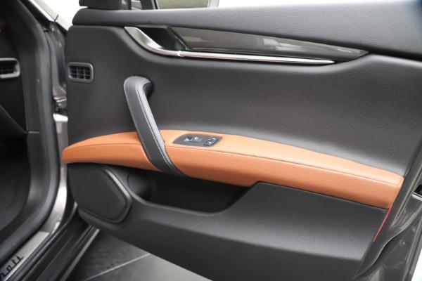 New 2020 Maserati Ghibli S Q4 for sale $87,285 at Maserati of Westport in Westport CT 06880 25