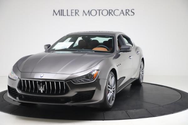 New 2020 Maserati Ghibli S Q4 for sale $87,285 at Maserati of Westport in Westport CT 06880 1