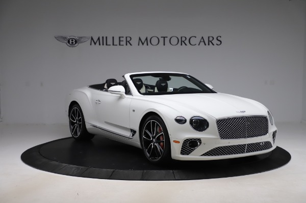 New 2020 Bentley Continental GTC V8 First Edition for sale $281,365 at Maserati of Westport in Westport CT 06880 10