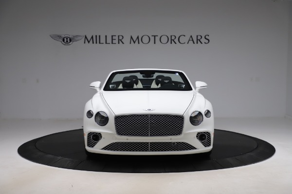 New 2020 Bentley Continental GTC V8 First Edition for sale $281,365 at Maserati of Westport in Westport CT 06880 11