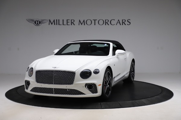 New 2020 Bentley Continental GTC V8 First Edition for sale $281,365 at Maserati of Westport in Westport CT 06880 12