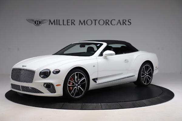 New 2020 Bentley Continental GTC V8 First Edition for sale $281,365 at Maserati of Westport in Westport CT 06880 13