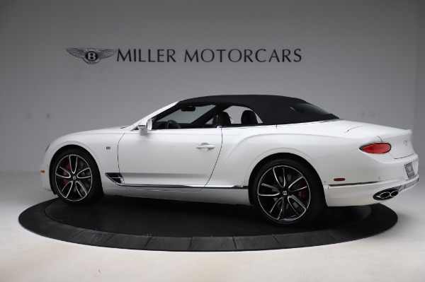 New 2020 Bentley Continental GTC V8 First Edition for sale $281,365 at Maserati of Westport in Westport CT 06880 15