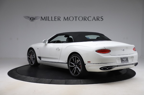 New 2020 Bentley Continental GTC V8 First Edition for sale $281,365 at Maserati of Westport in Westport CT 06880 16