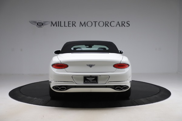 New 2020 Bentley Continental GTC V8 First Edition for sale $281,365 at Maserati of Westport in Westport CT 06880 17