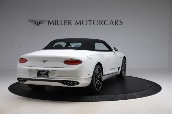 New 2020 Bentley Continental GTC V8 First Edition for sale $281,365 at Maserati of Westport in Westport CT 06880 18