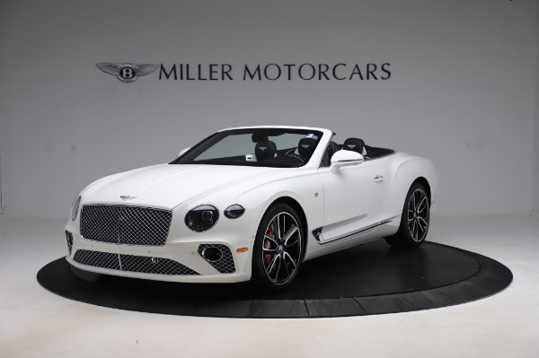 New 2020 Bentley Continental GTC V8 First Edition for sale $281,365 at Maserati of Westport in Westport CT 06880 2