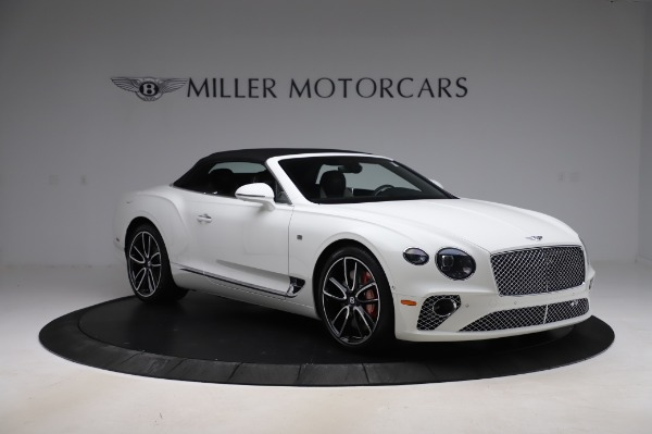 New 2020 Bentley Continental GTC V8 First Edition for sale $281,365 at Maserati of Westport in Westport CT 06880 22