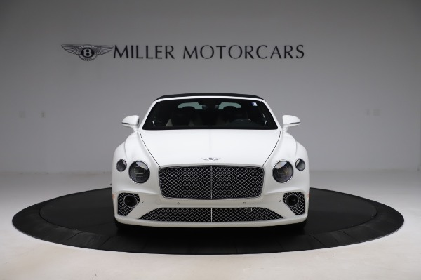 New 2020 Bentley Continental GTC V8 First Edition for sale $281,365 at Maserati of Westport in Westport CT 06880 23