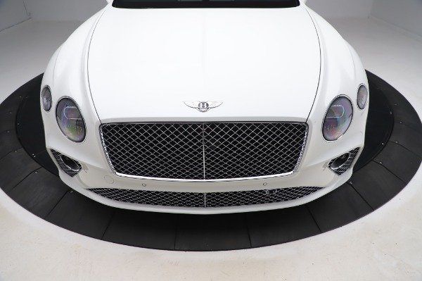 New 2020 Bentley Continental GT V8 First Edition for sale $281,365 at Maserati of Westport in Westport CT 06880 24