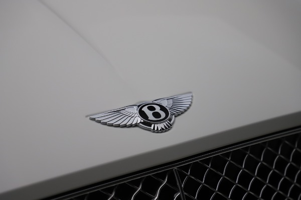 New 2020 Bentley Continental GTC V8 First Edition for sale $281,365 at Maserati of Westport in Westport CT 06880 25