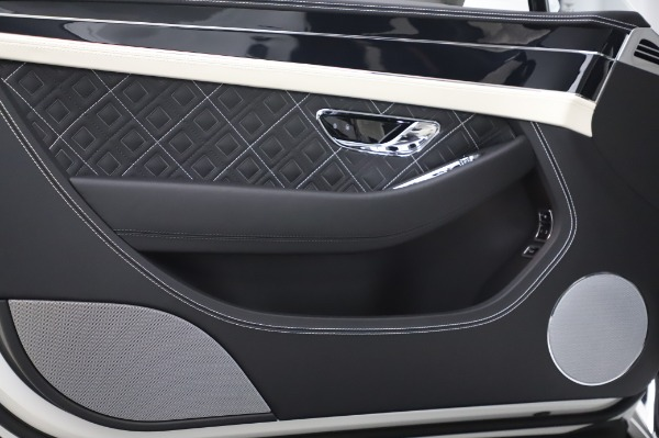 New 2020 Bentley Continental GTC V8 First Edition for sale $281,365 at Maserati of Westport in Westport CT 06880 28