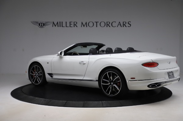 New 2020 Bentley Continental GTC V8 First Edition for sale $281,365 at Maserati of Westport in Westport CT 06880 4