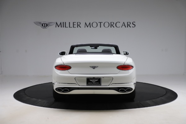 New 2020 Bentley Continental GTC V8 First Edition for sale $281,365 at Maserati of Westport in Westport CT 06880 5